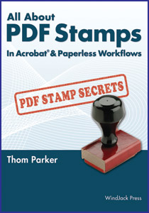 All About Stamps In AcrobatR And Paperless Workflows